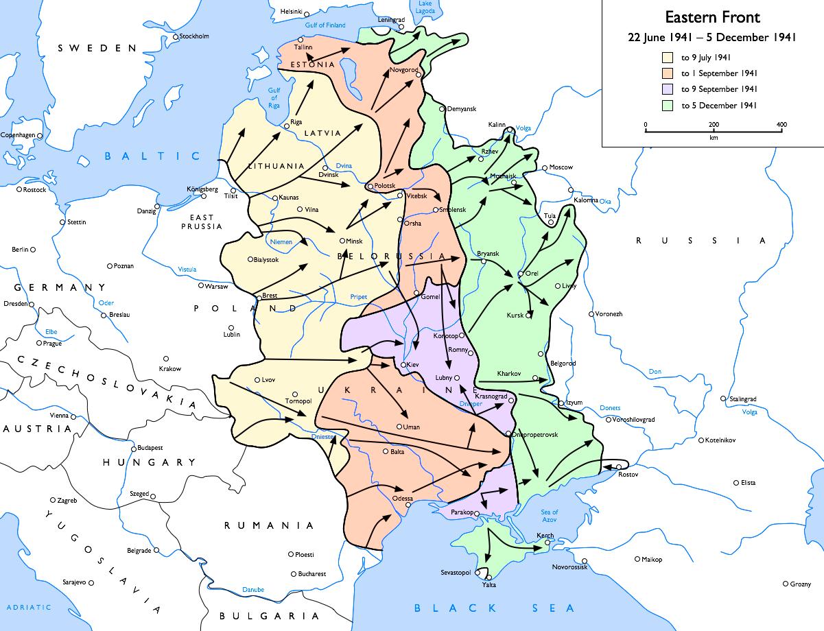 mapa-operacion-barbarroja-segunda-guerra-mundial