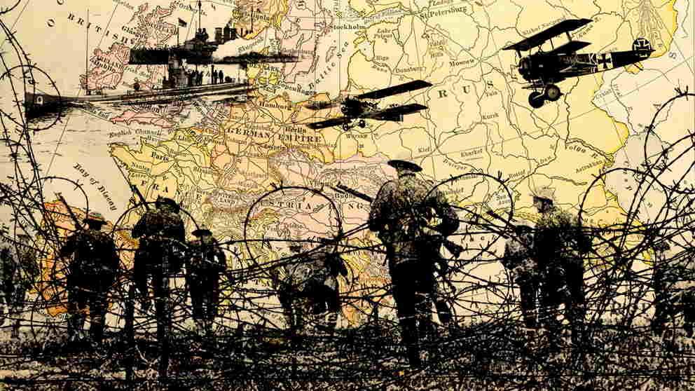 I Guerra Mundial historia del mundo