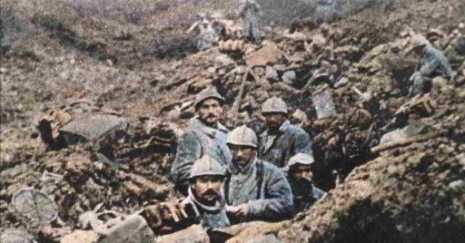 primera guerra mundial historia siglo xx