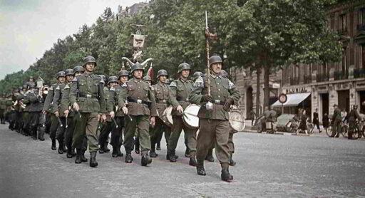 segunda  guerra mundial historia siglo xx