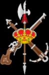 Escudo de la Legión Española