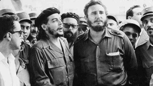 fidel-castro-che-guevara-juntos-lideres-revolucion-cubana