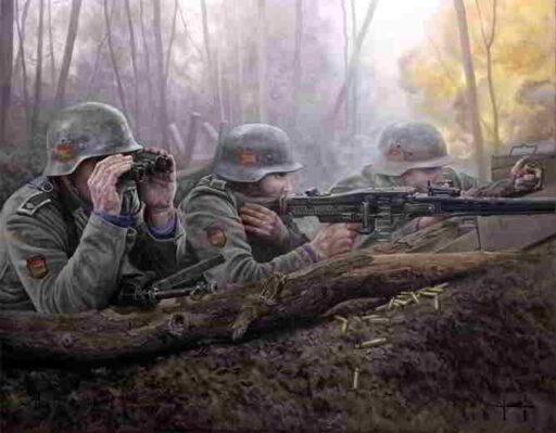 españoles en la segunda guerra mundial