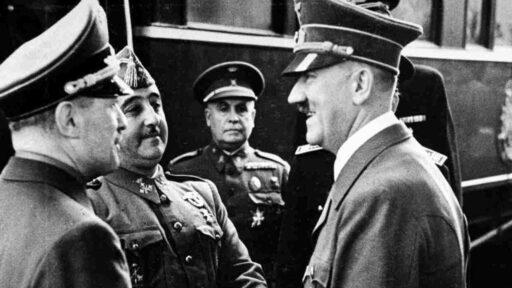 hendaya 1940 entrevista hitler franco